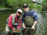 Fly Fishing Guide Peter Basta